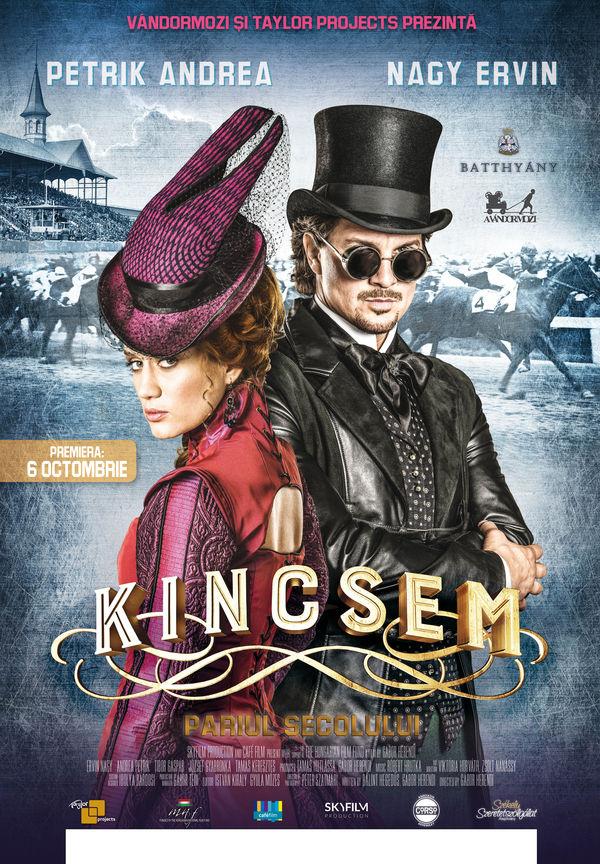 Kincsem – Pariul secolului (2017)