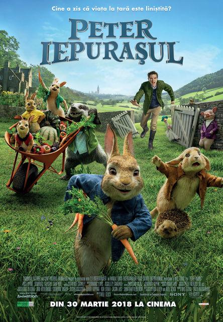 Peter Rabbit – Peter Iepuraşul (2018)
