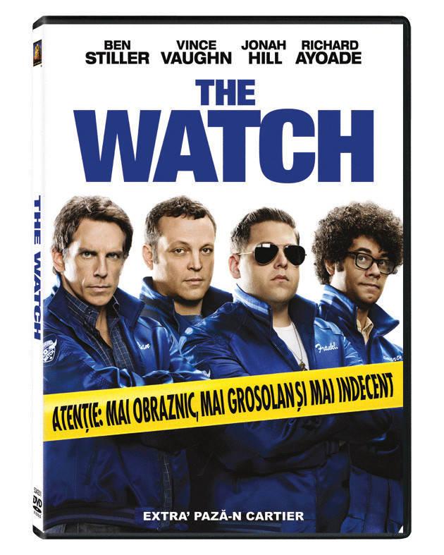 The Watch – Extra' pază-n cartier (2012)