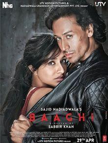 Baaghi – Rebelul (2018)