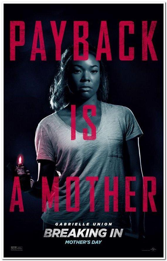 Breaking In – Asalt în noapte (2018)