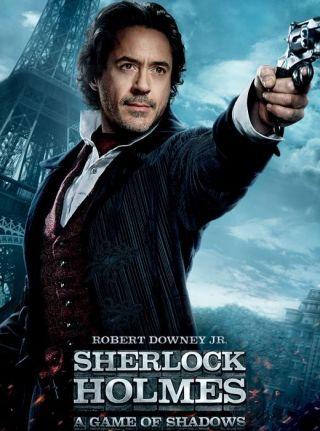 Sherlock Holmes 2: Jocul umbrelor (2011)