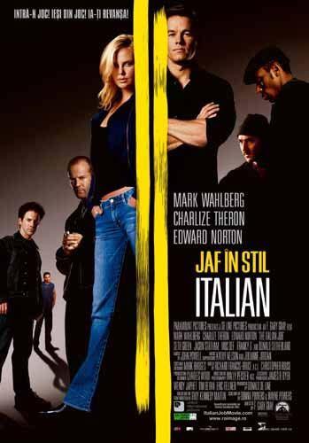 The Italian Job – Jaf în stil italian (2003)