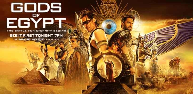 Zeii Egiptului (2016)