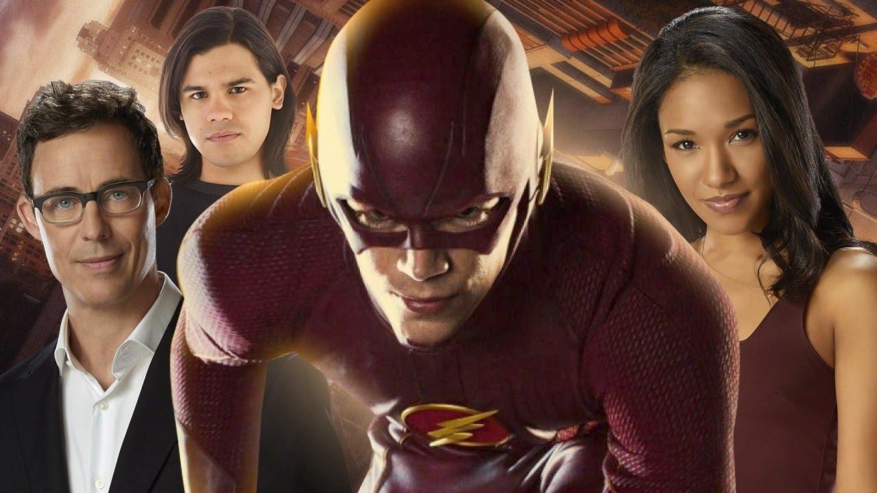 The Flash Sezonul 1 episodul 21 subtitrat in romana