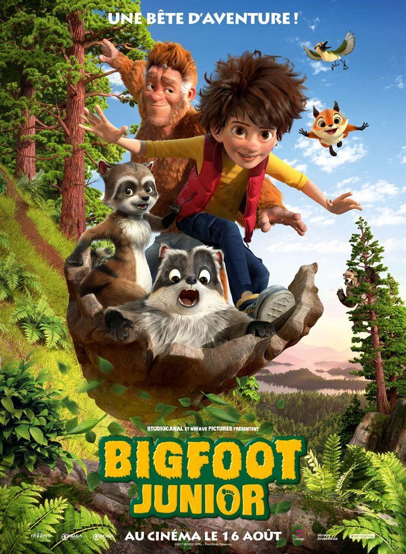 Big Foot Junior (2017)