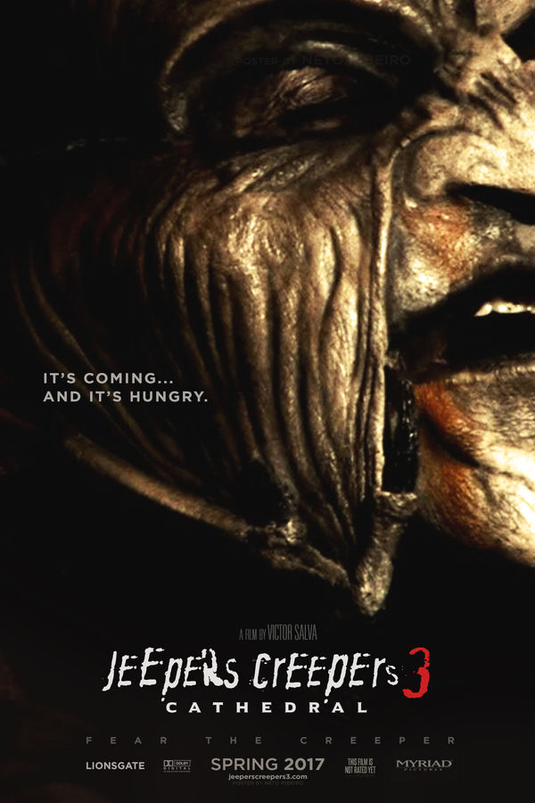 Jeepers Creepers III: Cathedral (2017)