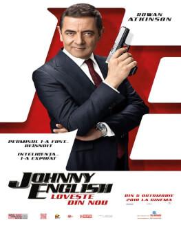 Johnny English Strikes Again – Johnny English lovește din nou (2018) online subtitrat