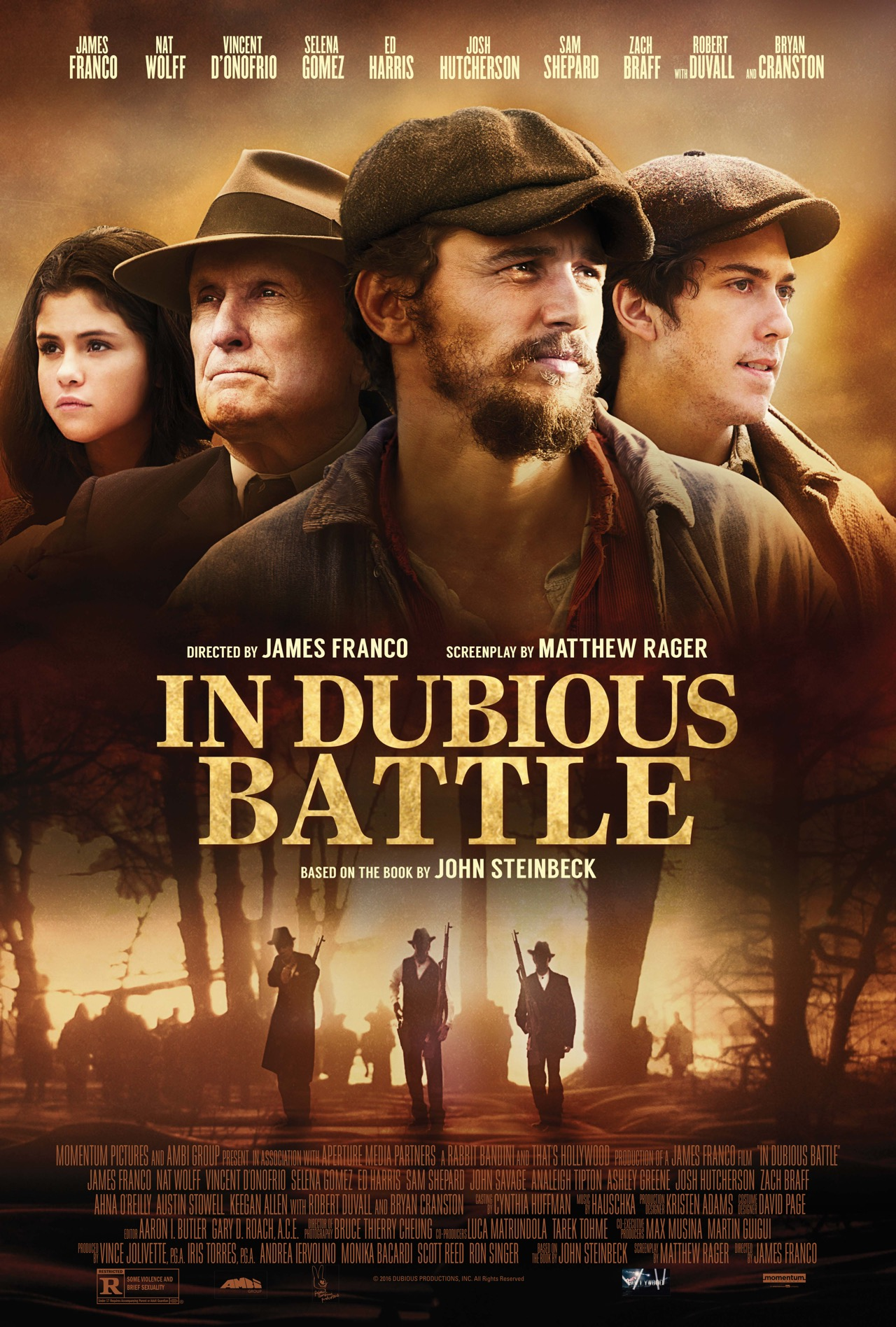 In Dubious Battle – Bătălia (2016)